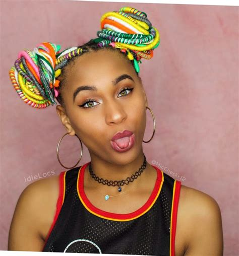 african yarn hairstyles 5148 best colourful hair inspiration images on pinterest
