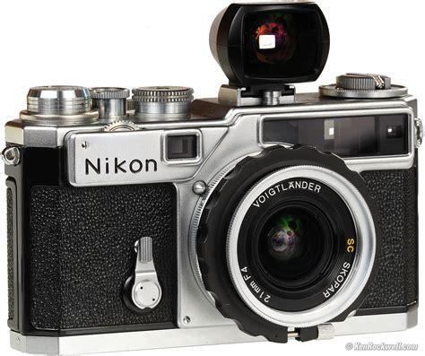 Voigtlander Nikon voigtl 228 nder 21mm f 4