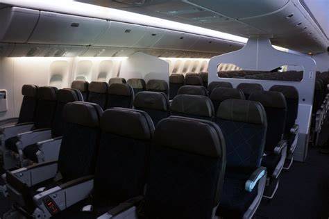 Aa Cabin by American Debuts 777 200 With New Business Class