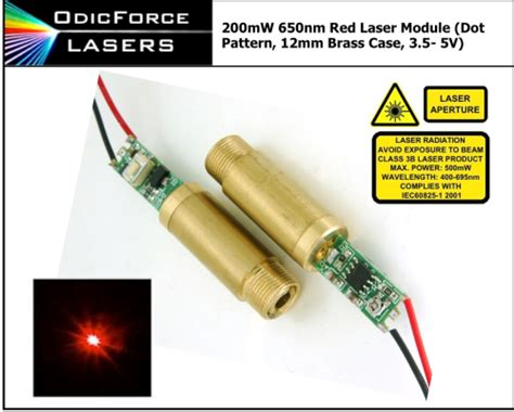 ge capacitor z97f5504 compact laser diode modules 28 images 40mw compact focusing laser module 12mm odicforce