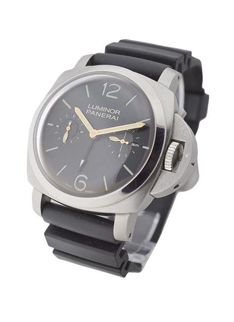 Luminor Panerai Gmt Black Premium pam 00276 panerai 1950 special editions essential watches