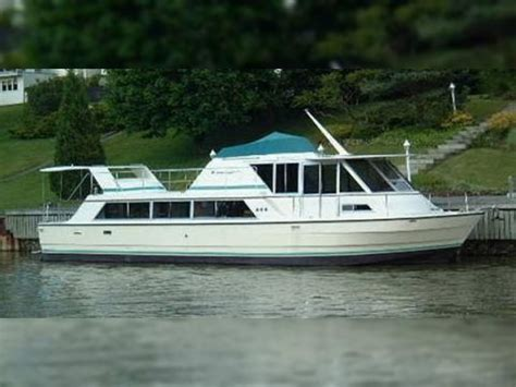 buy house boats whitcraft 50 house cruiser for sale daily boats buy