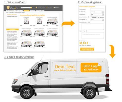 Fahrzeugbeschriftung Bestellen by Fahrzeugbeschriftung Wraparts