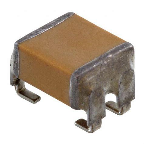 avx stacked capacitors rh215c106ka30a3 avx corporation capacitors digikey