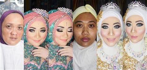 Make Up Khadijahazzahra 9 make up ajaib a la khadijah az zahra muka pas