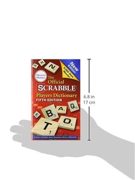 where to buy scrabble dictionary the official scrabble players dictionary new 5th edition