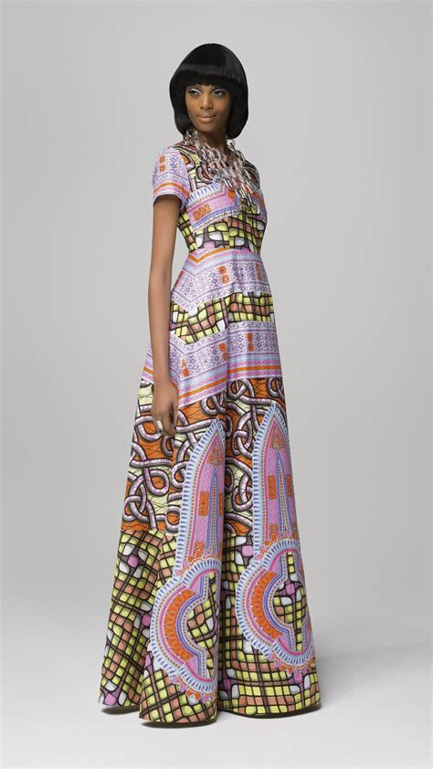 Afrina Dress dkk fashion ankara kitenge
