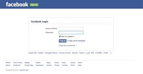 log facebook sign in my facebook log in page tmb