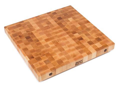boos end grain maple butcher block countertops