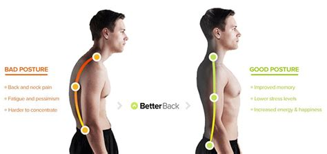 how to a better posture betterback back brace support belt for better posture