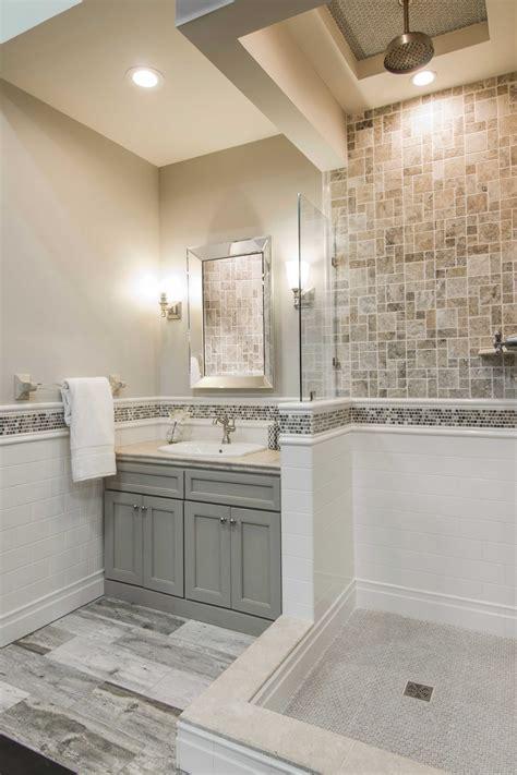warm bathroom wall tile claros silver remzi travertine