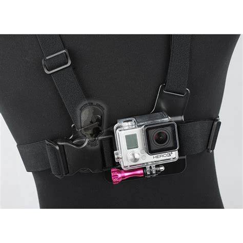 Gopro Xiaomi Travel tmc chest belt for gopro xiaomi yi xiaomi yi 2 4k black jakartanotebook