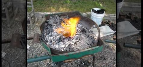 backyard blacksmith how to create a blacksmith forge in your backyard easily