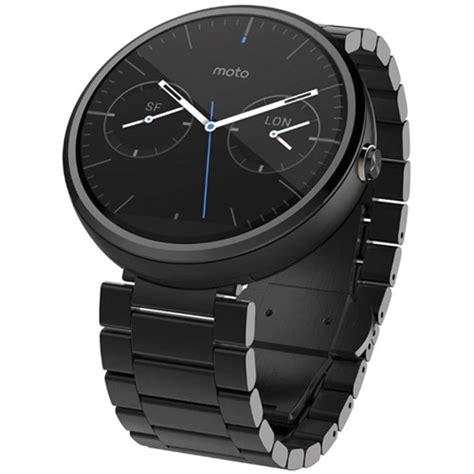 Smartwatch Moto 360 Motorola Moto 360 Smartwatch 00420nartl B H Photo