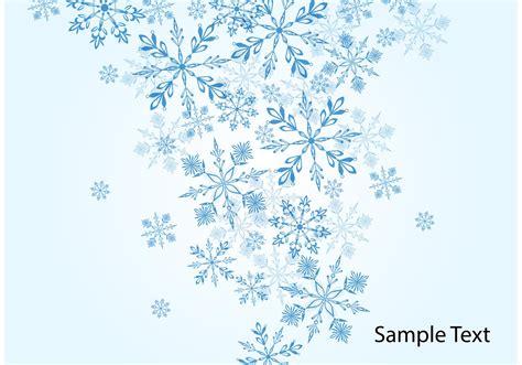 winter snowflake vector background   vector
