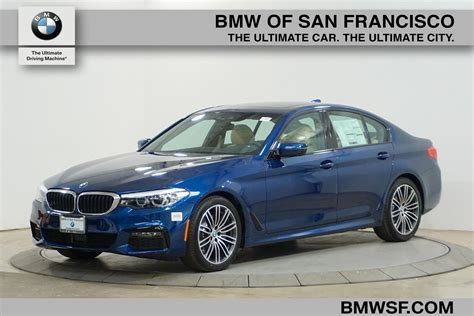 2019 Bmw 540i by New 2019 Bmw 5 Series 540i 4dr Car In San Francisco 19168