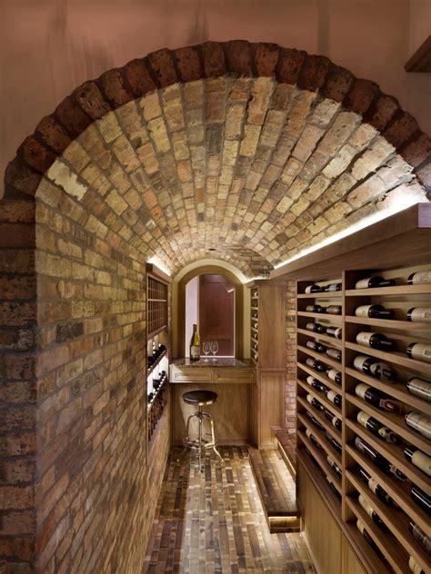 wine cellar  hgtv