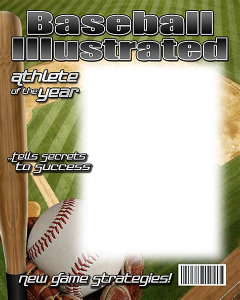 magazine cover templates free 10 best images of sports magazine cover photoshop