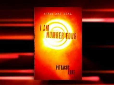 i am number four book report i am number four book trailer
