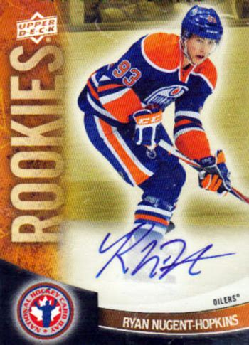 how to make a hockey card the hobby collectibles impact of connor mcdavid in