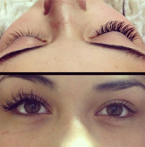 Eyelash Even More eyelash extension before and after even more beautiful
