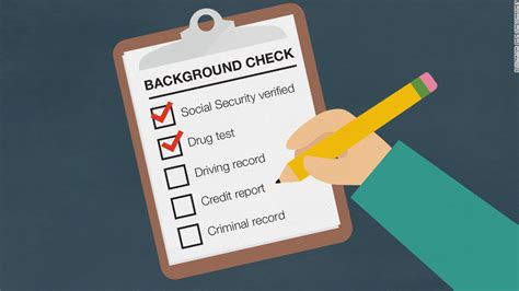 Background Check For Employers Background Checks What Employers Can Find Out About You