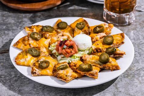 classic nachos  chicken grill bar menu chilis