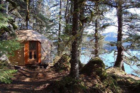 Kachemak Bay State Park Cabins by 10 Luxury Cing And Gling Resorts In Alaska