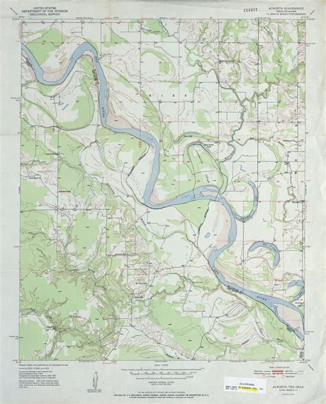topographical map of texas texas topographic maps perry casta 241 eda map collection ut library