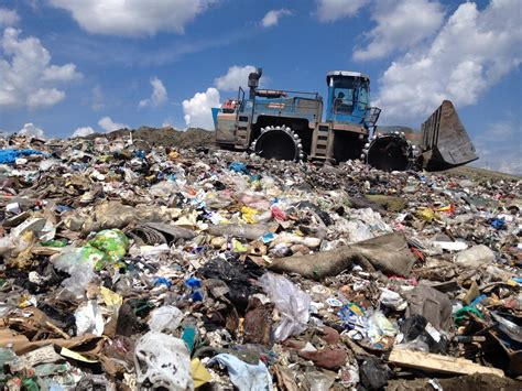 Where To Dump by Less Waste In The Landfills More Food On People S Plates