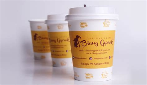 Sedotan Pop Polos paper cup asia baru packaging