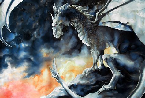 los dragones los dragones detolkien smaug y glaurung