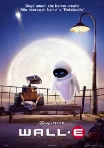 film animasi wall e wall e film 2008