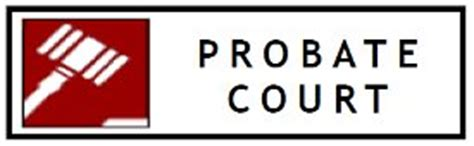 Montgomery County Probate Court Search Probate Divisions
