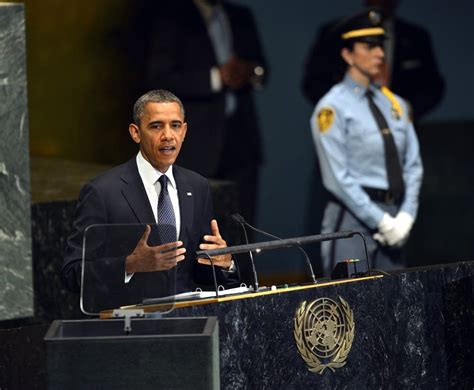 Rage President Obama Wants Un To Confront Roots Of Muslim Rage Minnesota Radio News