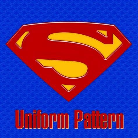 pattern superman logo superman uniform pattern by retoucher07030 on deviantart
