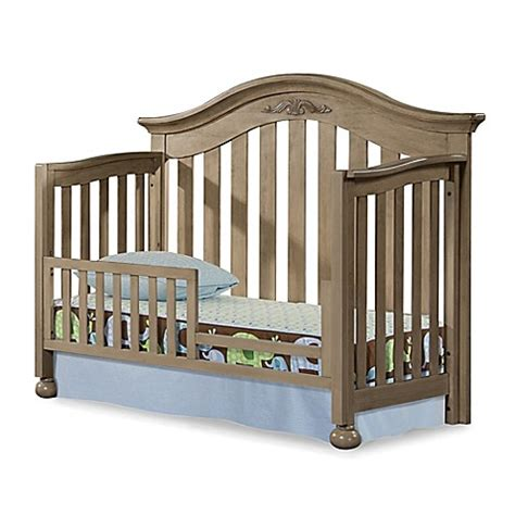 bed bath and beyond westwood westwood design meadowdale toddler guard rail in vintage
