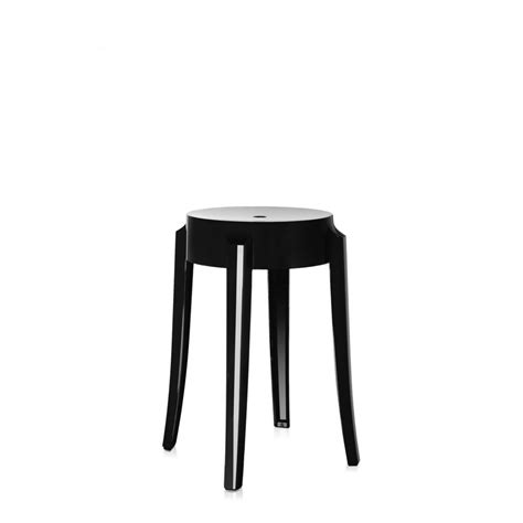 Kartell Sgabello Ghost by Sgabello Charles Ghost Kartell