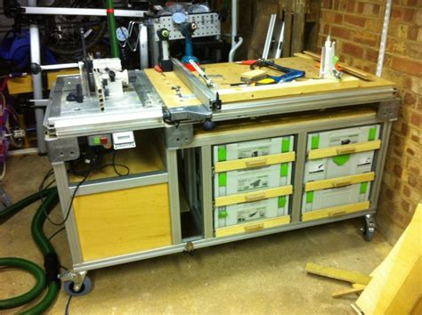 festool bench sysport workbench mft cms cms based router table