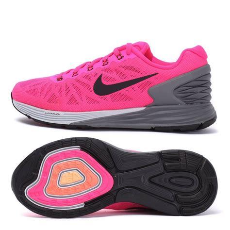 nike lunarglide  womens running shoes size     sale ebay