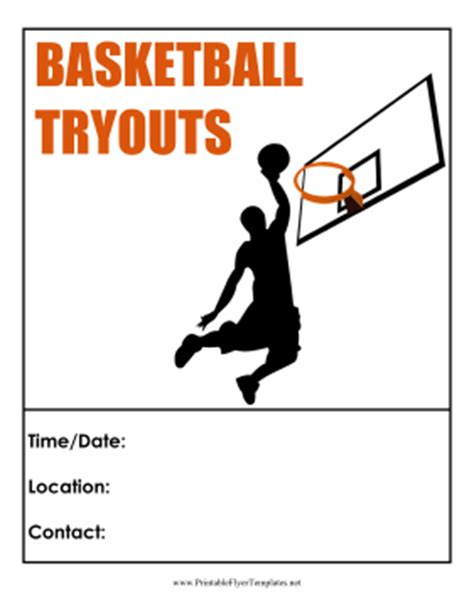 basketball c template pin printable business hours sign on