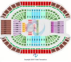 of stadium tickets and of