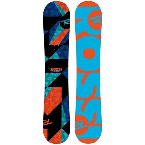 tavola snowboard rossignol rossignol district tek snowboard 2017 evo