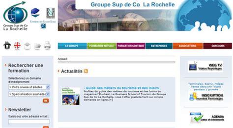 Mba Sup De Co La Rochelle Purchasing by Semaine Internationale Organis 233 E Par Le Groupe De Sup De
