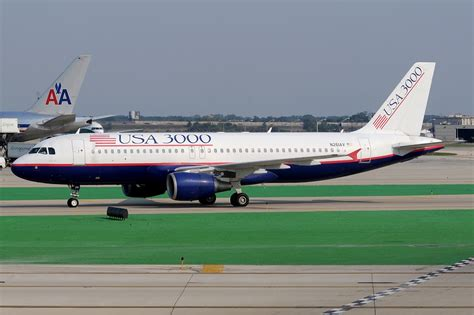 usa 3000 airlines