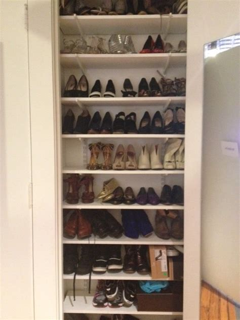 organizing shoes in a small closet organizing my closet shoes lonneke engel organice