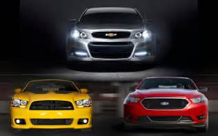 styling size up chevy ss vs dodge charger srt8 vs ford