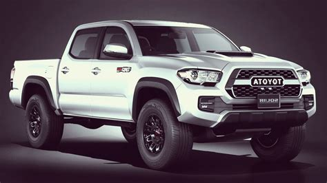 toyota tacoma 2018 mpg redesign 2018 car release
