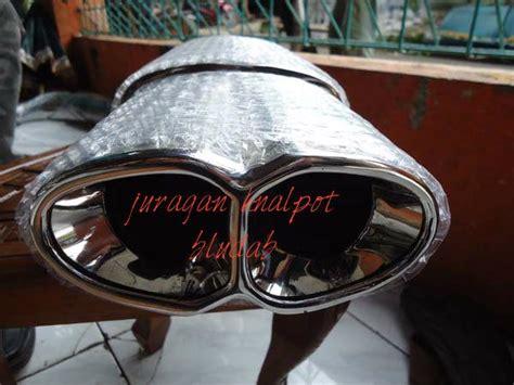 Kacamata New Swirft For knalpotmobil menyediakan berabagai jenis knalpot