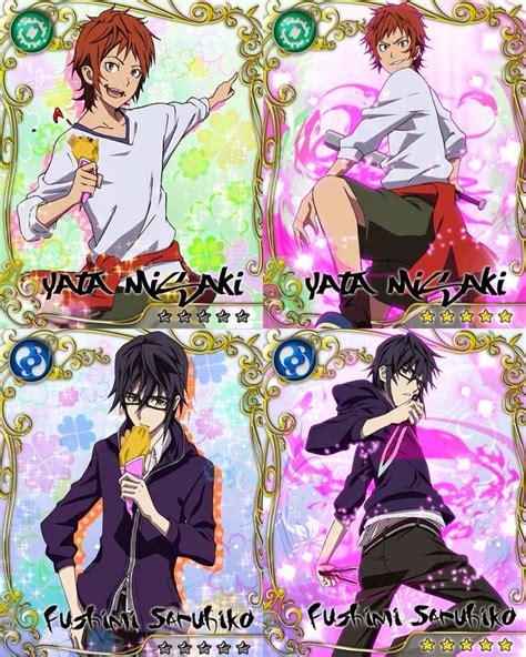 Yata K Project by Yata Misaki And Fushimi Saruhiko K Project Anime K